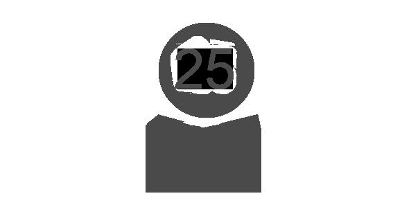 Icon 25 Jahre Garantie