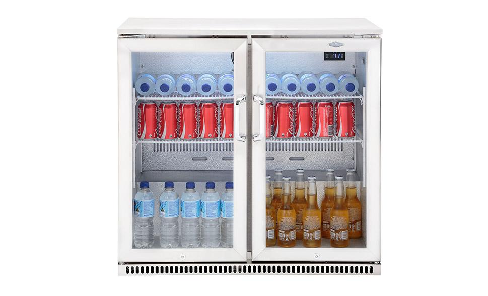 Doppelkühlschrank