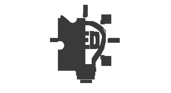 icon led